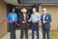 Cowboy Auto Sales & Service held a ribbon cutting